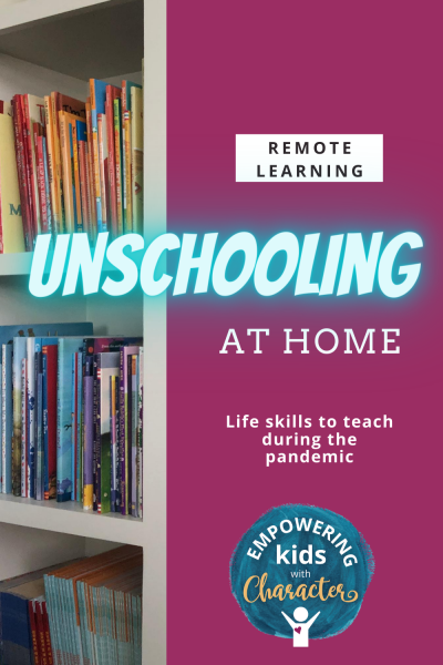 Unschooling at Home