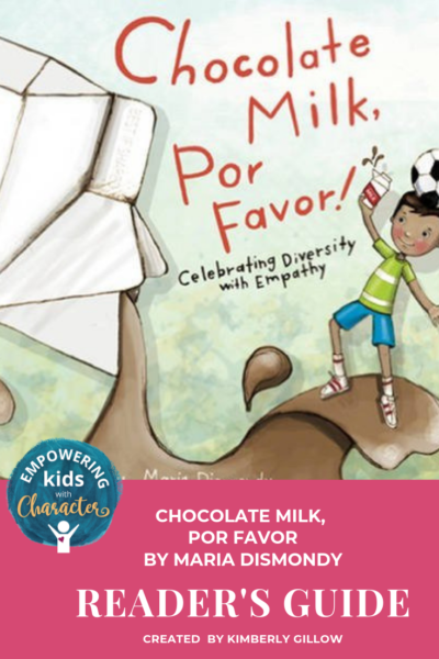 Chocolate Milk, Por Favor Reader's Guide