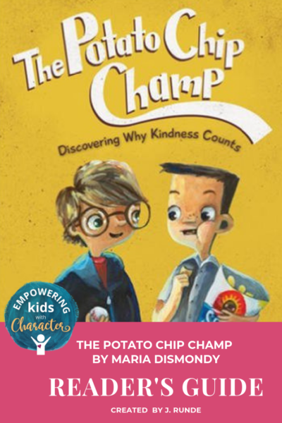 The Potato Chip Champ Reader's Guide
