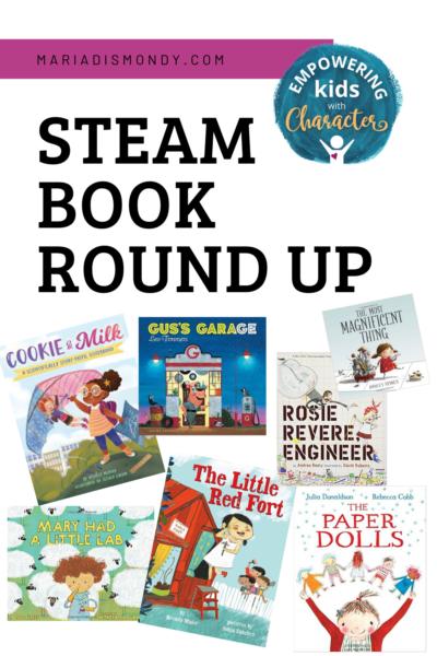 STEAM Children's Books for All