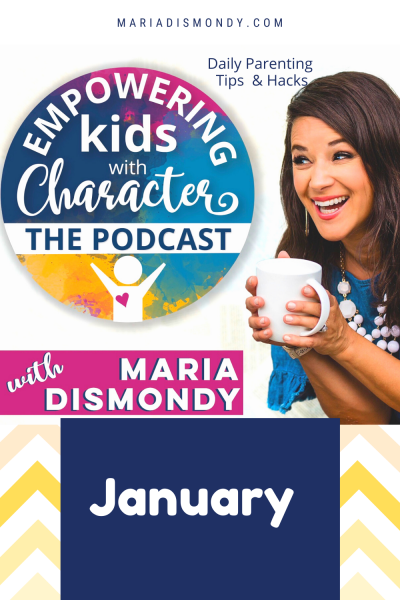 EKWC The Podcast-Daily Parenting Tips & Hacks-January