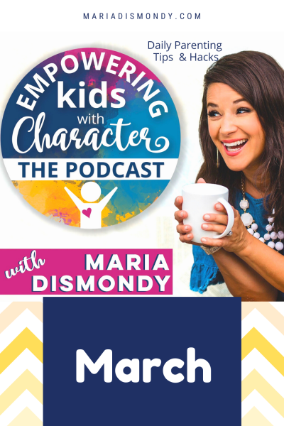 EKWC The Podcast-Daily Parenting Tips & Hacks-March