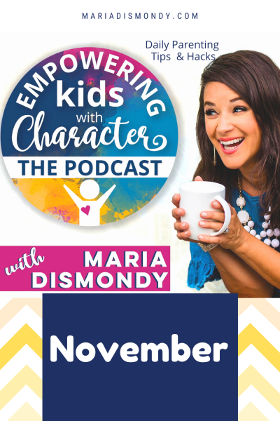 EKWC The Podcast-Daily Parenting Tips & Hacks-November