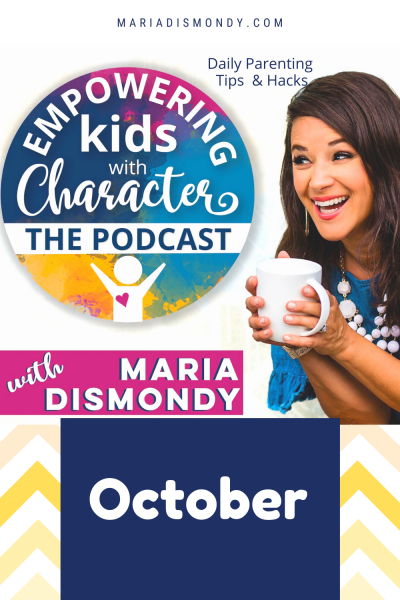 EKWC The Podcast-Daily Parenting Tips & Hacks-October