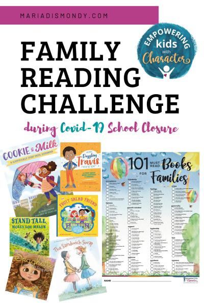 Family Reading Challenge!