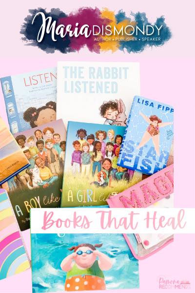 Picture Books That Heal
