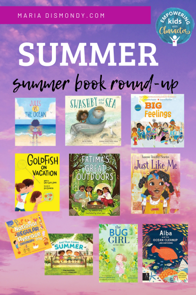 Picture Books for Summer