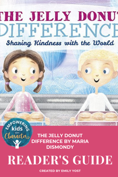 The Jelly Donut Difference Reader's Guide