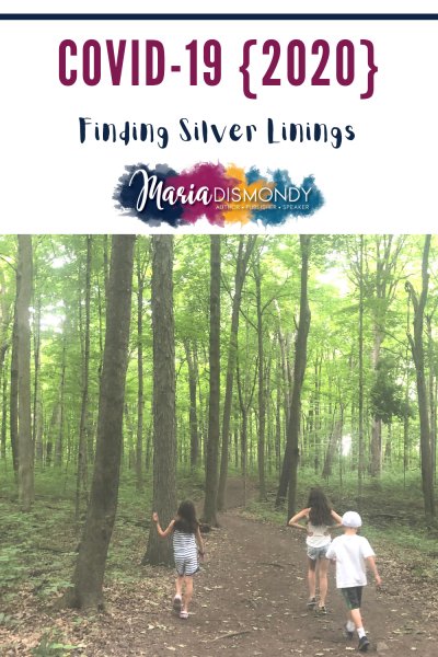 The Year of Covid-19 {The Silver Linings}